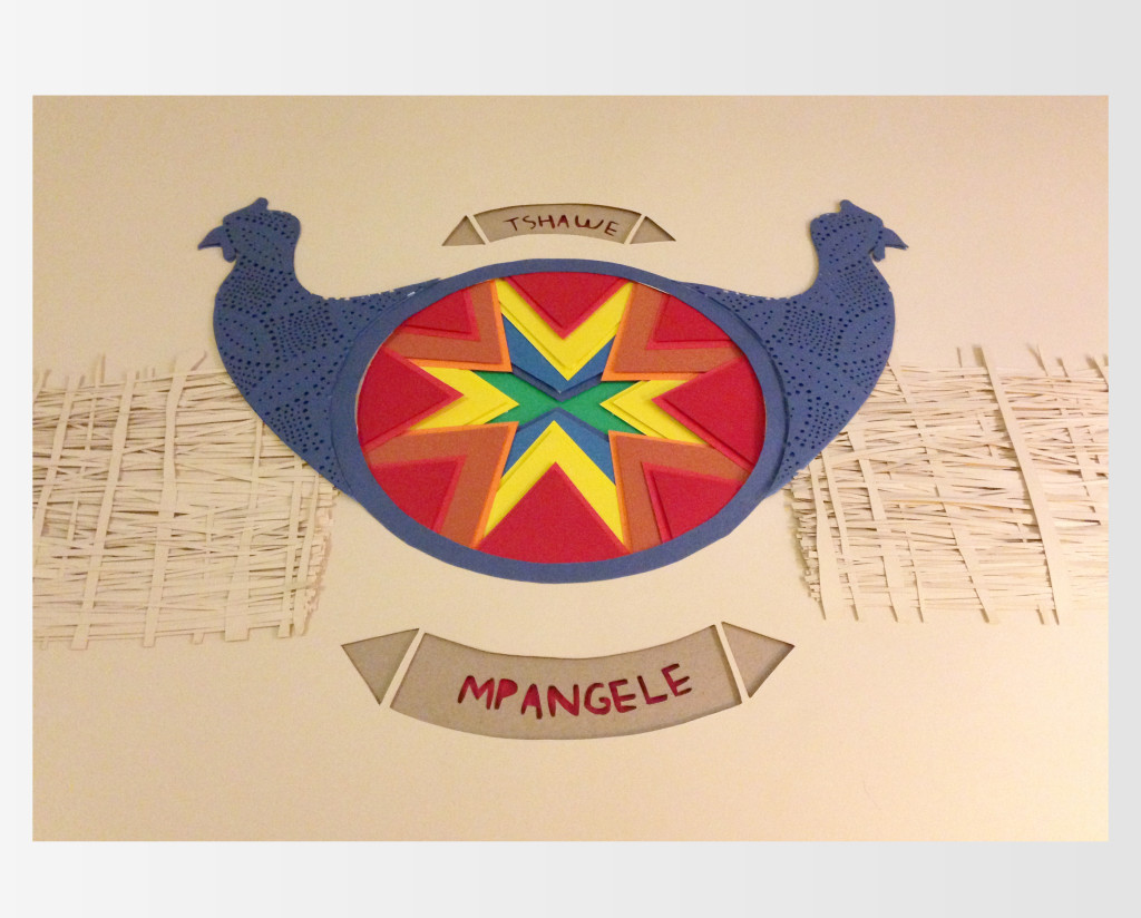 Mpangele Coat of Arms