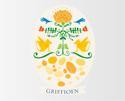 Griffioen Custom Family Coat of Arms